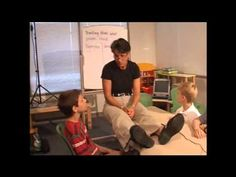 Michelle Garcia Winner video demonstrating Social Thinking therapy  Social Thinking - Part 1