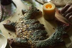 Waldorf ~ Michaelmas ~ Dragon Bread ~ Story
