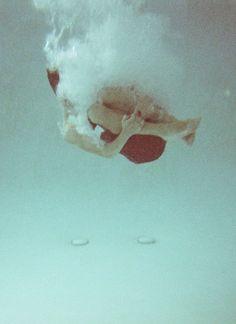 Jump #submerged