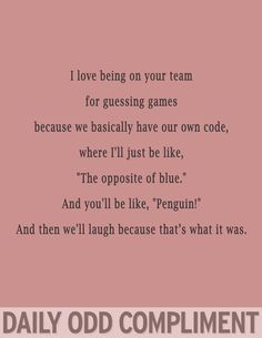laugh, funni, daily odd compliments, smile, quot, lego, friend, thing, daili odd