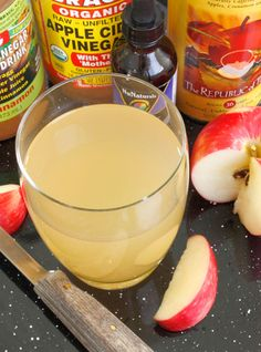 Sounds like a tasty way to get my daily apple cider vinegar in and might be a good replacement for some coffee!