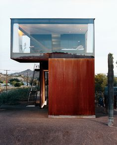super cool looking house!