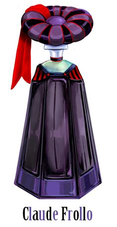 Disney Villains Perfumes