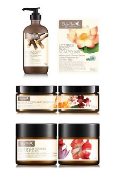 Beija Flor Naturals on Packaging of the World - Creative Package Design Gallery