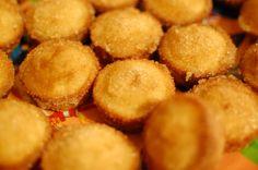 Tastefully Simple Copycat Recipe - Cinnamon Muffin Melts