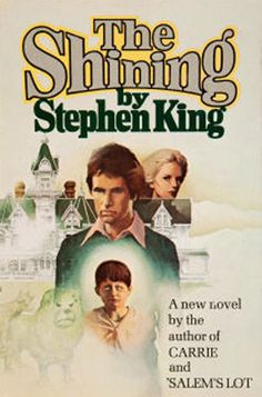 The Shining by Stephen King - one of my favorite King books