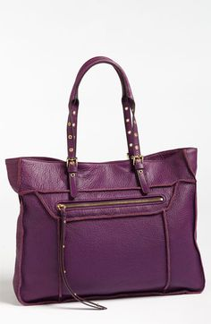 Steven by Steve Madden 'France' Calfskin Leather Tote available at #Nordstrom