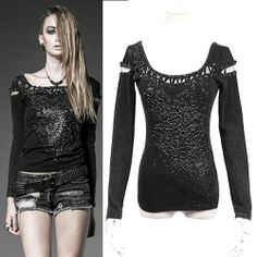 Gothic-Clothing-Women ( Get your goth on with gothic punk clothing - a