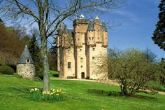 craigievar castl, scotland, castl nts, craigivar castl, scottish castles