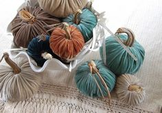 Plush Pumpkins :: A Giveaway You Will Want to Win