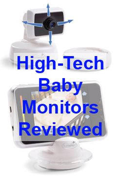 Reviews of digital video baby monitors... one even works with the iPhone!