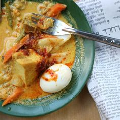 Vegetable Curry | SAVEUR