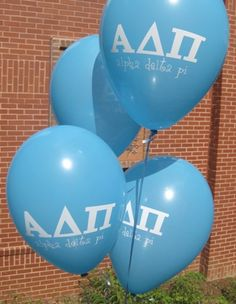 Balloons at an event?