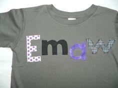 Toddler KSU Shirt, Toddler EMAW Shirt, Kansas State Wildcat Toddler T-Shirt, EtsyBABY on Etsy, $20.00