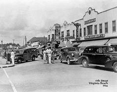 17th Street, Oceanfront, 1946