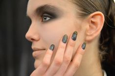 Try these nails for nail and stay tuned for the polish from the upcoming Spring 2014 collections—right here!