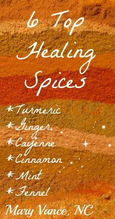 heal spice
