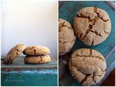Yellow Suitcase Studio: Soft Molasses Cookies Recipe delicious!!!!!
