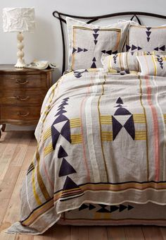 Love this bedding!!