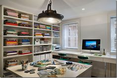 designer home office