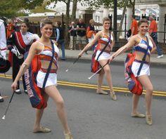 UVA Twirlers 2009