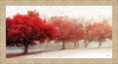 Red forest - Bizart Galleries