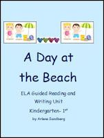 Guided Reading Unit: A Day at the Beach