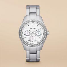 Stella Boyfriend Aluminum Watch