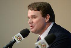 Redskins Coach Jay Gruden