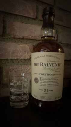 The Balvenie, 21yr. My perennial favourite.