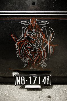 great pinstriping