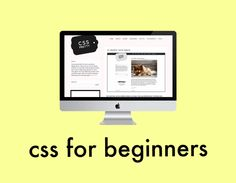 CSS for Beginners //
