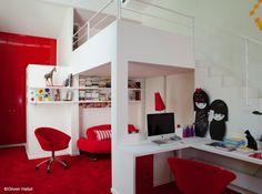 studio rouge red