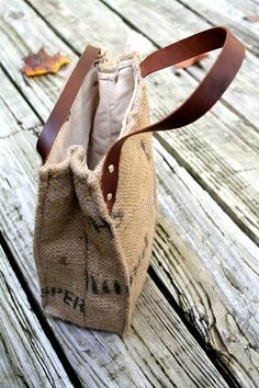 Recycled Burlap, Thermally Insulated