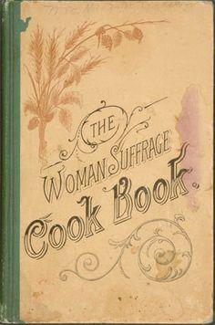 vintage cookbook,