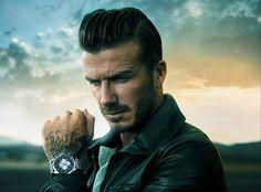 Beckham new ad 4 Breitling #watches