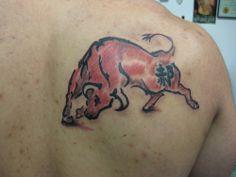 Bull tat