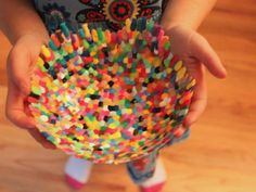 Cool project from http://www.kiwicrate.com/projects/Bead-Bowl/1299:
