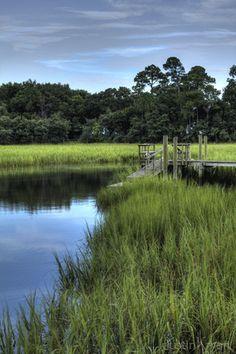 Seaside Creek, Charleston, SC