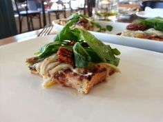 Apple and Fig Tartine | In Mama Maggie's Kitchen