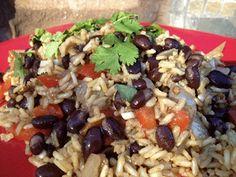 Gallo Pinto by Jason Wyrick from The Vegan Taste Gallo Pinto, Vegan ...