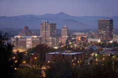 Beautiful Asheville, NC