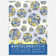 Barcelona Spain Print