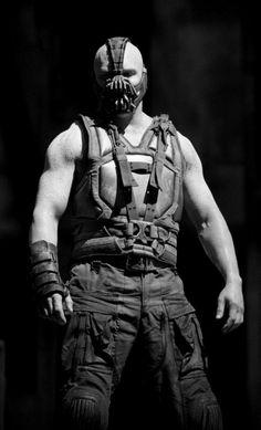 Bane (Tom Hardy)  : )