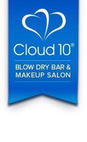 Cloud 10, Florida's fabulous new blow dry bar and makeup salon