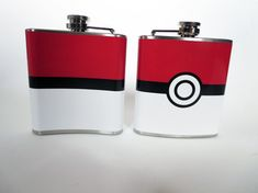 Pokéflask / 21 Excellent Pieces Of Pokémon Merch You Can Buy On Etsy // for kody