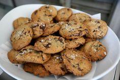 Diet Pepsi chocolate chunk cookies