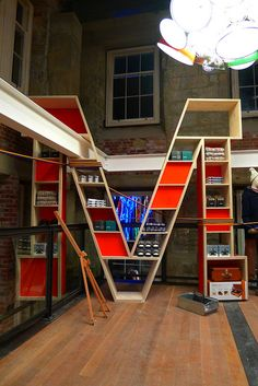 Urban Outfitters Newcastle by Urban Outfitters Europe, via Flickr