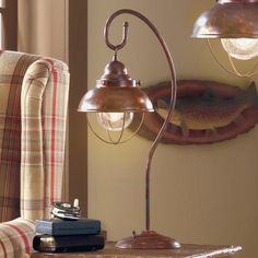 Grand River Lodge™ Fisherman's Table Lamp at Cabela's