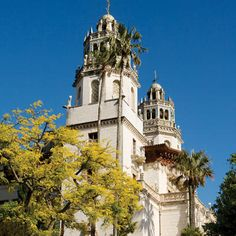 Of course you want to see Hearst Castle—no trip up Highway 1 would be complete without a tour of William Randolph's fabled hilltop estate.